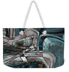 Abstract Graffiti 9 Weekender Tote Bag