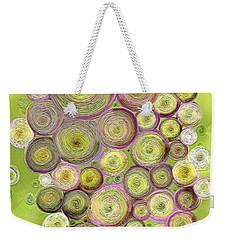 Abstract Grapes Weekender Tote Bag