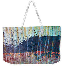 Abstract Landscape Weekender Tote Bag by Jani Freimann