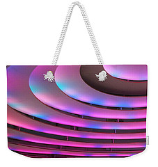 Abstract Light Weekender Tote Bag