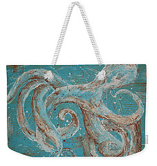 Abstract Octopus Weekender Tote Bag