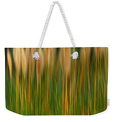 Abstract Of Movement Weekender Tote Bag