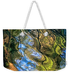 Abstract Of Nature Weekender Tote Bag