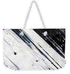 Abstract Original Artwork One Hundred Phoenixes Untitled Number Eight Weekender Tote Bag