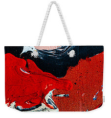 Abstract Original Artwork One Hundred Phoenixes Untitled Number Four Weekender Tote Bag