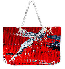 Abstract Original Artwork One Hundred Phoenixes Untitled Number Seven Weekender Tote Bag