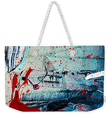 Abstract Original Artwork One Hundred Phoenixes Untitled Number Six Weekender Tote Bag