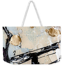 Abstract Original Painting Untitled Twelve Weekender Tote Bag