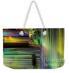 Abstract Perspective E3 Weekender Tote Bag