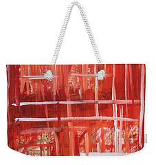 Abstract Pipes Weekender Tote Bag