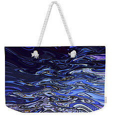 Abstract Reflections - Digital Art #2 Weekender Tote Bag