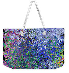 Abstract Reflections Weekender Tote Bag by Robyn King