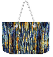 Abstract Symmetry I Weekender Tote Bag