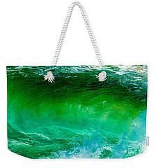 Abstract Wave 3 Weekender Tote Bag