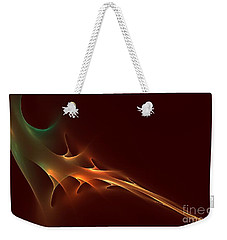 Abstracted Roots Weekender Tote Bag