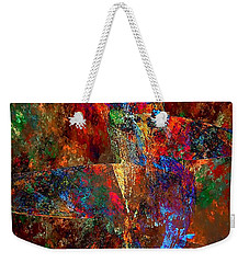 Abstraction 0393 Marucii Weekender Tote Bag