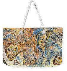 Abstraction 0499 Marucii Weekender Tote Bag