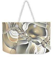 Abstraction 234-03-13- Marucii  Weekender Tote Bag