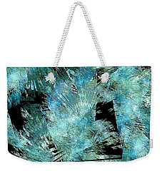 Abstraction 432-08-13 Marucii Weekender Tote Bag