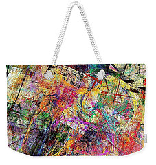 Abstraction 442-09-13 Marucii Weekender Tote Bag