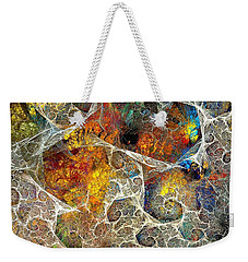 Abstraction 462-09-13 Marucii Weekender Tote Bag