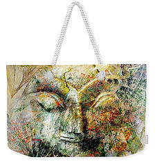 Abstraction 482-10-13 Marucii Weekender Tote Bag