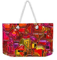 Abstractions... Weekender Tote Bag