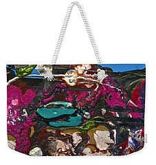 Abstracts 14 - Seascapes Weekender Tote Bag