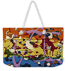 Abstracts 14 - The Circus Weekender Tote Bag