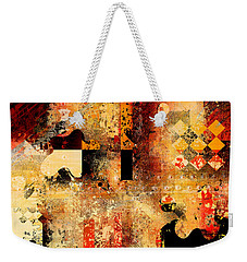 Abstracture - 103106046f Weekender Tote Bag