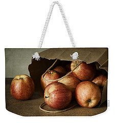 Weekender Tote Bag featuring the photograph Abundance by Amy Weiss