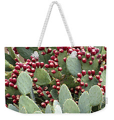 Weekender Tote Bag featuring the photograph Abundance Of Fruit by Laurel Powell