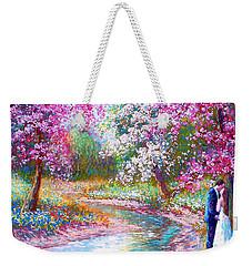 Abundant Love Weekender Tote Bag