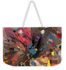 Abyss 2 Weekender Tote Bag by David Lane