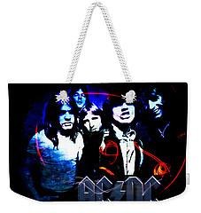 Ac/dc - Rock Weekender Tote Bag