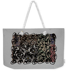 Accumulating  Weekender Tote Bag