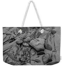 Achnahaird Beach Bw Weekender Tote Bag