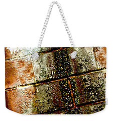 Weekender Tote Bag featuring the photograph Acid Rain by Christiane Hellner-OBrien