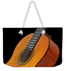 Acoustic Guitar Weekender Tote Bag