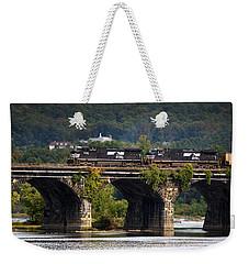 Across The Rockville Weekender Tote Bag