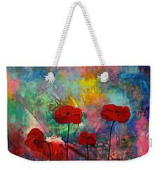 Acrylic Msc 078 Weekender Tote Bag