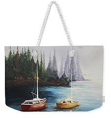 Acrylic Msc 110  Weekender Tote Bag