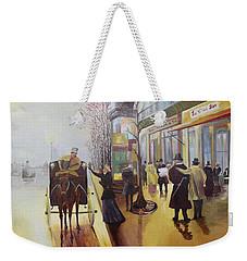 Acrylic Msc 178  Weekender Tote Bag