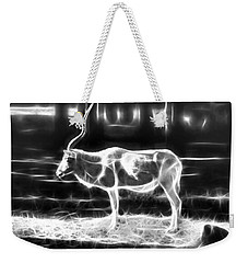 Addax Spirit Of The Desert Weekender Tote Bag by Miroslava Jurcik