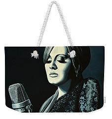 Adele 2 Weekender Tote Bag by Paul Meijering