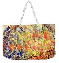 Adirondack Floral Weekender Tote Bag