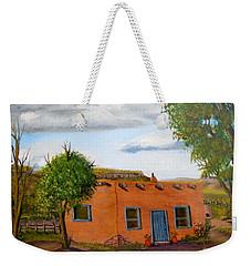 Adobe On The Prairie Weekender Tote Bag