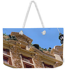 Weekender Tote Bag featuring the photograph Adolphus Hotel - Dallas #2 by Robert ONeil
