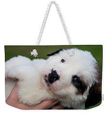 Adorable Hand Full Weekender Tote Bag