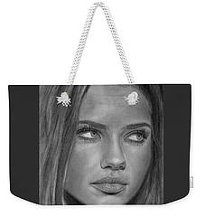 Adriana Lima 2 Weekender Tote Bag